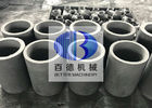 SiSiC Cyclone Liner Silicon Carbide Material Corrosion Resistance For Liners / Parts