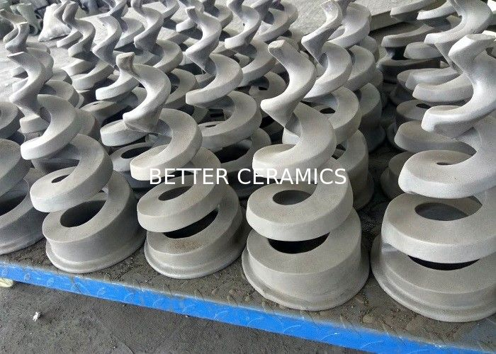 Spiral Spray Silicon Carbide Nozzle Long Use and Strong Corrosion Resistance