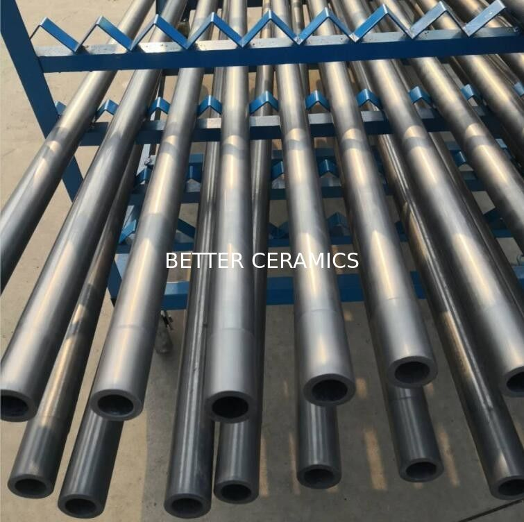 High Temperature Burning Sisic Roller For Industry Kiln And Building