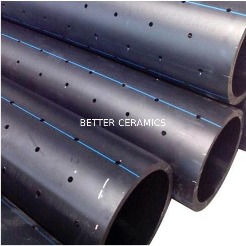 Reaction Boned Silicon Carbide Sisic Cooling Pipe For Cooling Area Of Roller Hearth Kiln